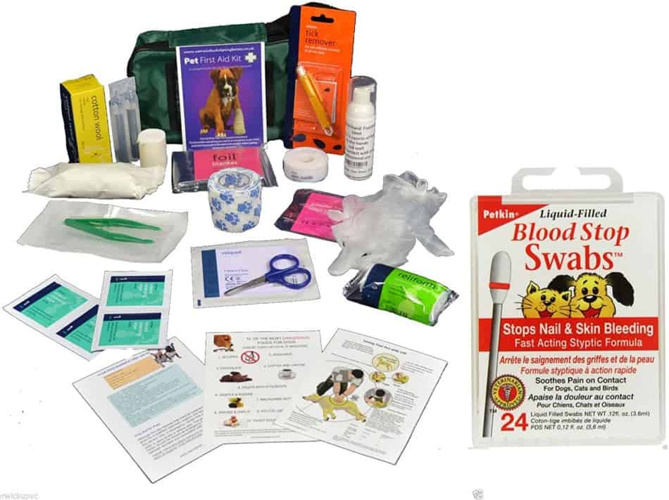 Canine First Aid Kits | Be Prepared! | Kits Under £25! 5